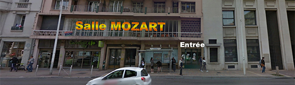 Prom'Op�ra Toulon Salle Mozart